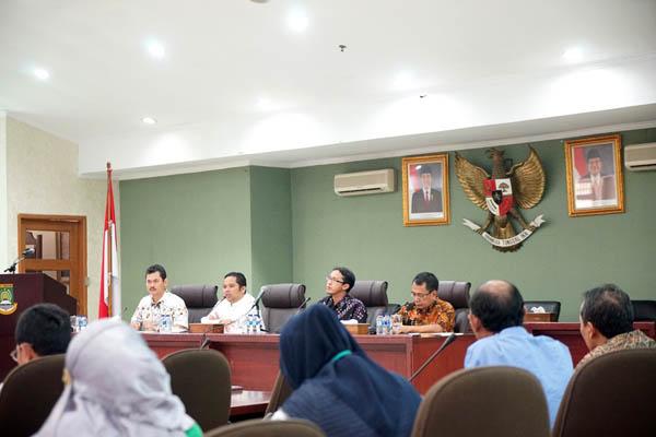 Pemkot Tangerang Susun Analisis Standar Belanja