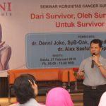 Deteksi Dini, Kanker Payudara Bisa Diatasi