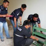 Polda Metro Sita Pemancar Jaringan Cyber Crime di Bintaro