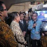 Kunjungi Puspiptek, Jusuf Kalla Apresiasi Pengembangan Teknologi