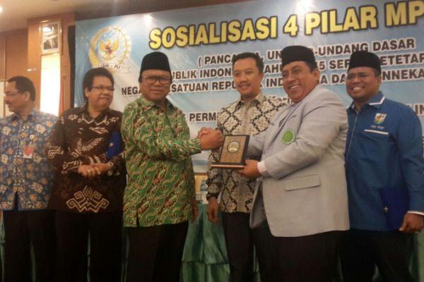 Diklatnas BKPRMI 2016 di Jakarta. (ist)
