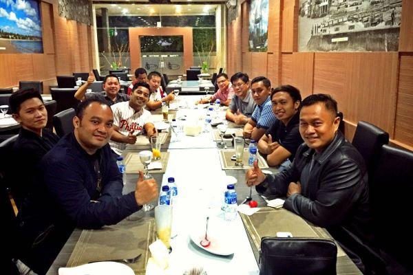 Kunjungan BPP HIPMI ke BPD Nusa Tenggara Timur. (ist)