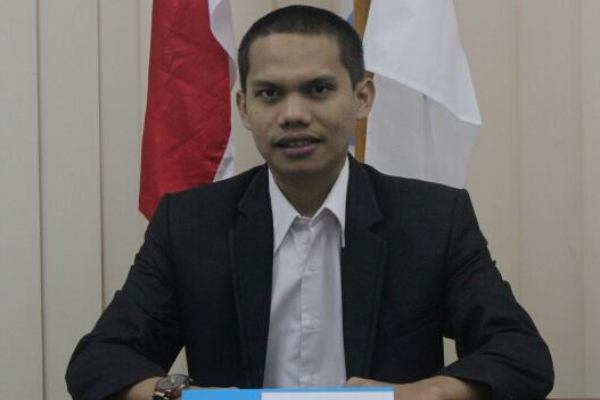 M Hadi Nainggolan, Local Presiden JCI Jakarta. (ist)