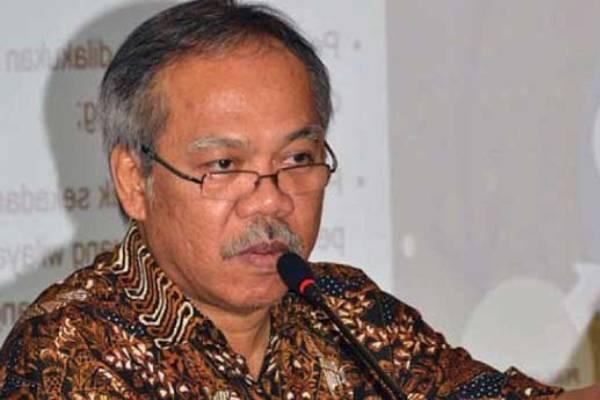 Menteri PUPR Basuki Hadimuljono. (bbs)