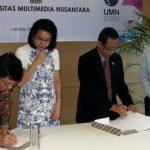 BCA & UMN Sepakati Joint Research Bidang ICT