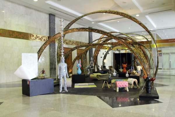 Pameran Furniture IFFINA. (bd)