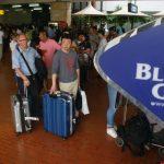 Taksi Gratis di Bandara Soetta Diserbu Penumpang