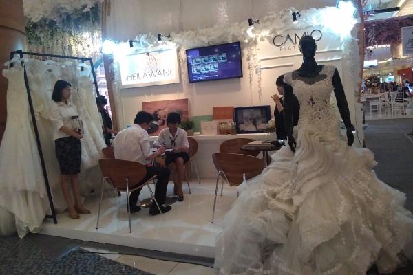 Royal Wedding Fair II di Summarecon Mall Serpong. (bd)