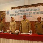 Airin Terus Evaluasi Kenaikan PBB di Tangsel