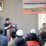 Lurah di Kota Tangerang Diminta Gali Potensi Wilayah