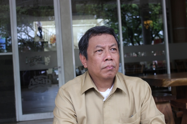 Wakil Walikota Tangsel, Benyamin Davnie. (dok)