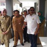 Ditinjau Gubernur Banten, Pelaksanaan UN di Tangsel Lancar