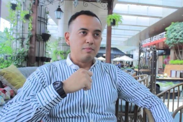 Ketua Umum Badan Pengurus Daerah, HIPMI Jaya, Rama Datau. (ist)