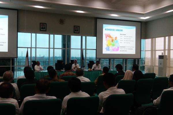 Kunker Pemkot Banda Aceh ke Tangsel. (one)