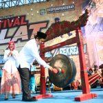 Disporparekraf Kota Tangerang Gelar Festival Silat dan Olah Raga Tradisional
