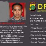 Ini Identitas Korban dan Pelaku Mutilasi di Tangerang