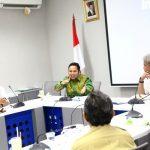 Pemkot Tangerang bahas penanganan banjir dengan BBWSCC