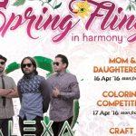 Hingga 30 April, Ada Spring Fling In Harmony di SQP