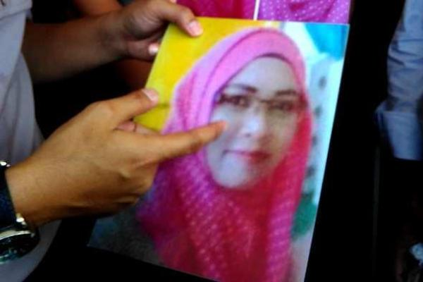 Foto Atikah, korban mutilasi di Cikupa. (bbs)