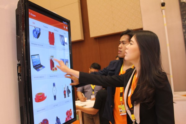 Shopee campus competition. (bung)