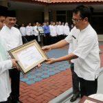 Pemkot Tangerang Sabet 4 Penghargaan Bidang Kepegawaian