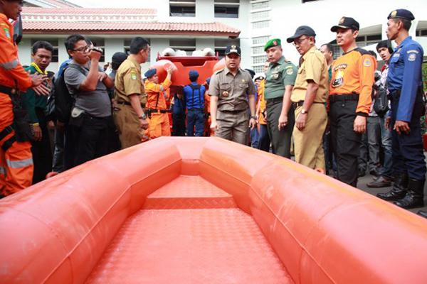 BPBD Kota Tangerang Berikan Edukasi Siaga Bencana