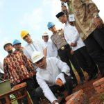 Bupati Tangerang Apresiasi Pembangunan Islamic Center di Sampora