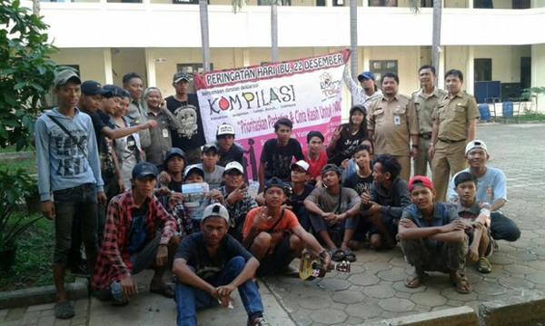 Dinsos Kota Tangerang Serius Tangani PMKS