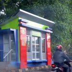 Halte BRT Kota Tangerang jadi Tempat Singgah Gelandangan