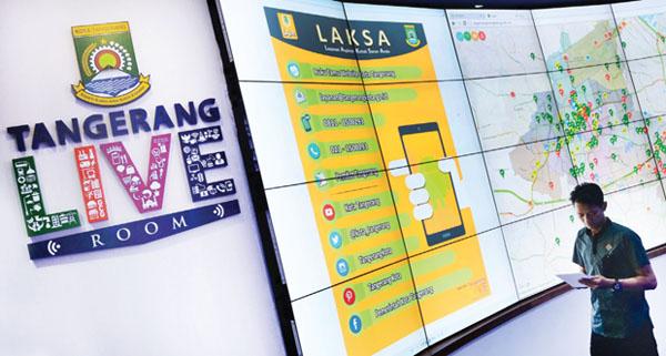Igin Berpartisipasi Dalam Pembangunan Kota Tangerang