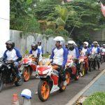 CBR Tangerang Club Kedepankan Safety Riding