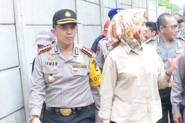 Kombes Irman Sugema, Kapoles Metro Tangerang. (dok)