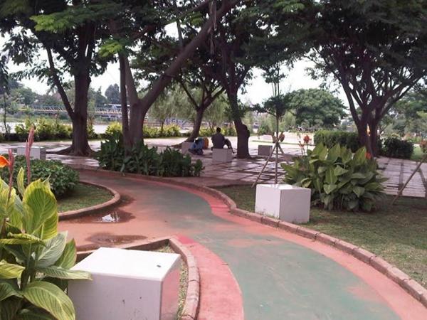 Luas RTH Kota Tangerang terus Ditingkatkan