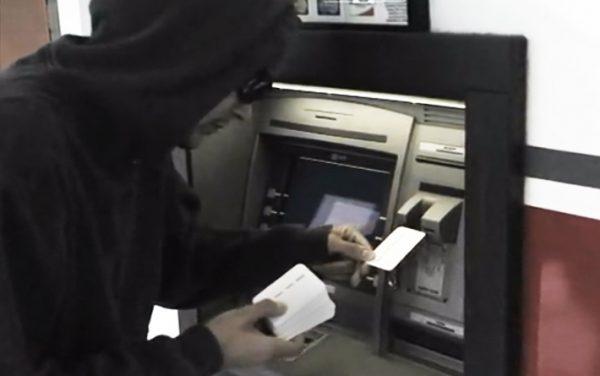Ilustrasi pembobol ATM. (bbs)