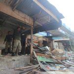 Penataan Pasar Ciputat, 120 PKL Ditertibkan