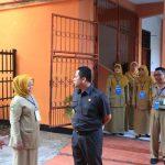 Walikota Tangerang Cek Pengamanan Soal UN SMP