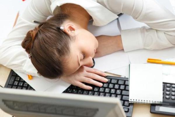 Penyebab ngantuk siang hari. (net)