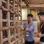 Tropideck Hadirkan Nuansa Booth Kayu di IndoBuildTech 2016