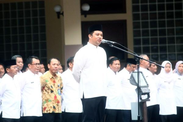 Walikota Tangerang, Arief R Wismansyah. (ist)