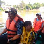 Festival Peh Cun di Sungai Cisadane Meriah
