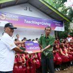 Program Sosial GIIAS Educare Bantu Madrasah di Bogor