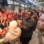 Gubernur Banten Cek Harga Pangan di Pasar Modern BSD