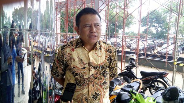 Kepala Dinas Kesehatan Kota Tangsel, Suharno. (dok)