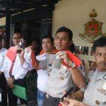 Polisi Tembak 3 Rampok Toko Emas di Tangerang