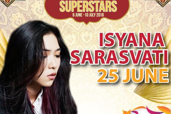 Ramadhan with Superstars di Supermal Karawaci. (ist)