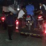 30 Sepeda Motor Bodong Diamankan di Teluknaga