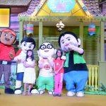 Adit, Sopo & Jarwo Ramaikan Liburan di Tangcity