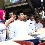 Walikota Tangerang Minta Pedagang tak Monopoli Harga Sembako
