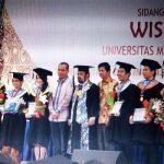 Universitas Multimedia Nusantara Gelar Wisuda IX 2016