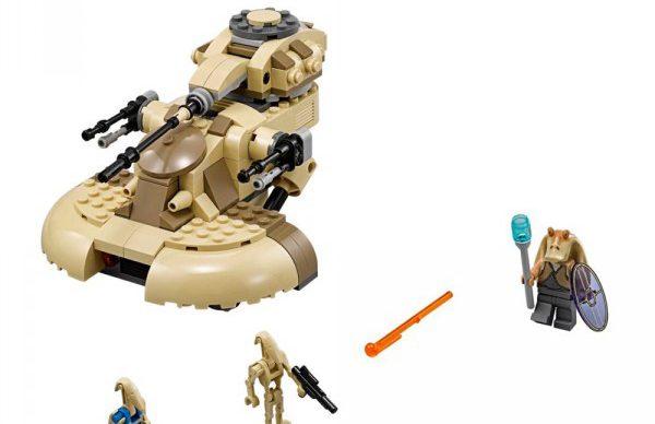 Salah satu dari mainan yang bisa dikoleksi di Toys Kingdom. (ist)